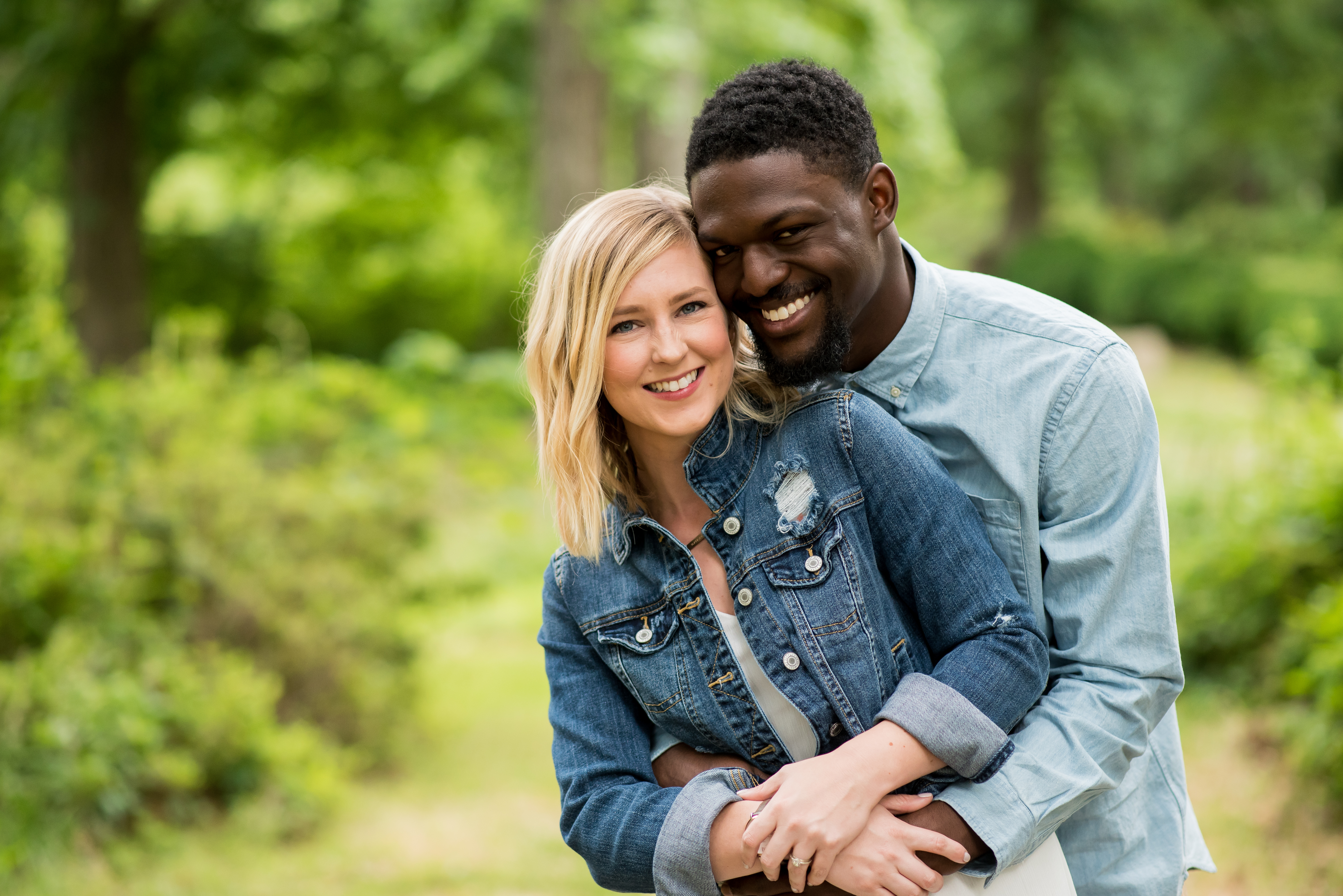 Jamal & Maria Jones